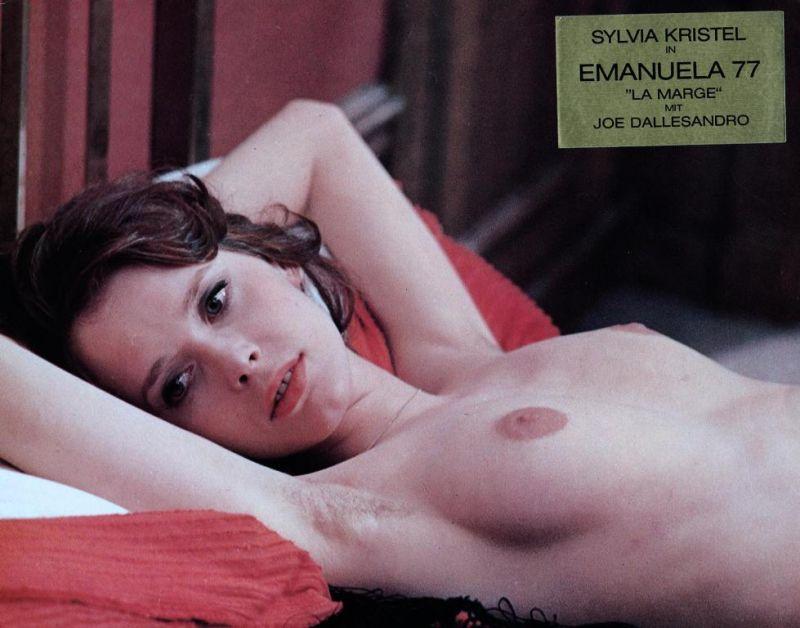 Cult actress sylvia kristel nude