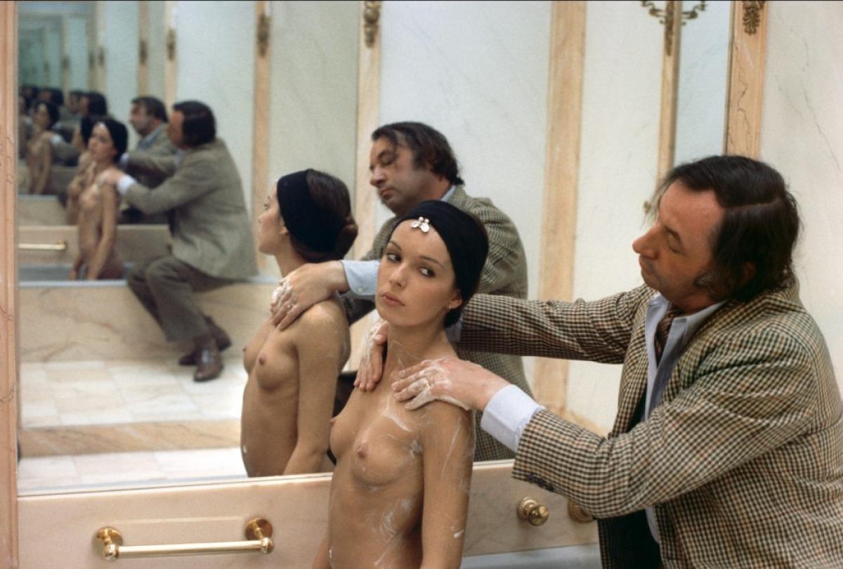 Anicee alvina shahmanesh nude photos